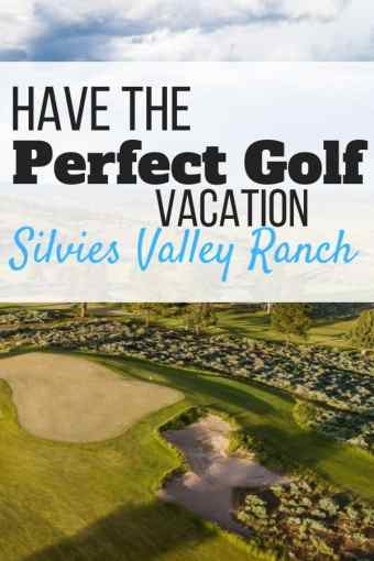 Find out why Silvies Valley Ranch is the perfect place for a golf vacation