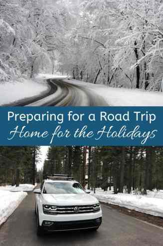 Everything you need to know for a Road Trip Home for the Holidays