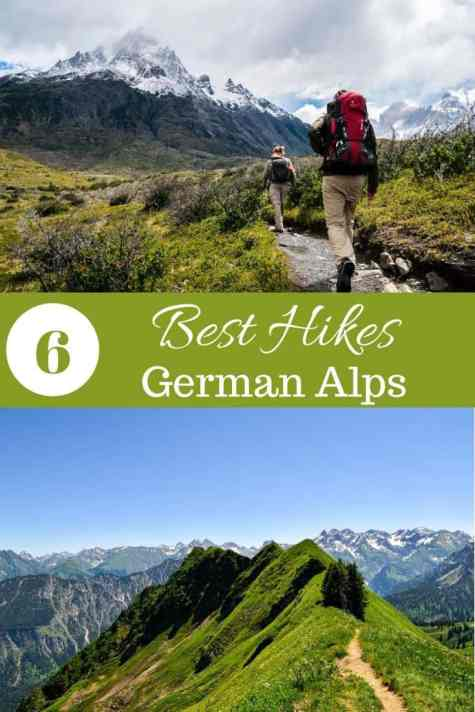 6 best hikes in the German Alps