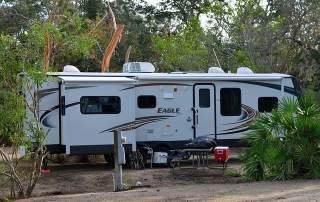Benefits Of Rv Camping Over Tent Camping