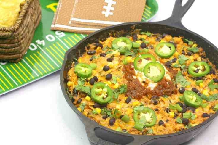 Chicken Enchilada Dip Recipe