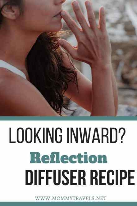 Reflection diffuser recipe to help you look inward