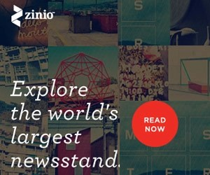 {GIVEAWAY open WORLDWIDE } Magazine Subscriptions of your choice from Zinio.Com