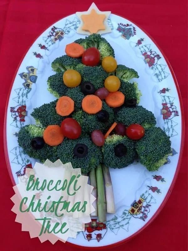 broccoli-christmas-tree-art-project