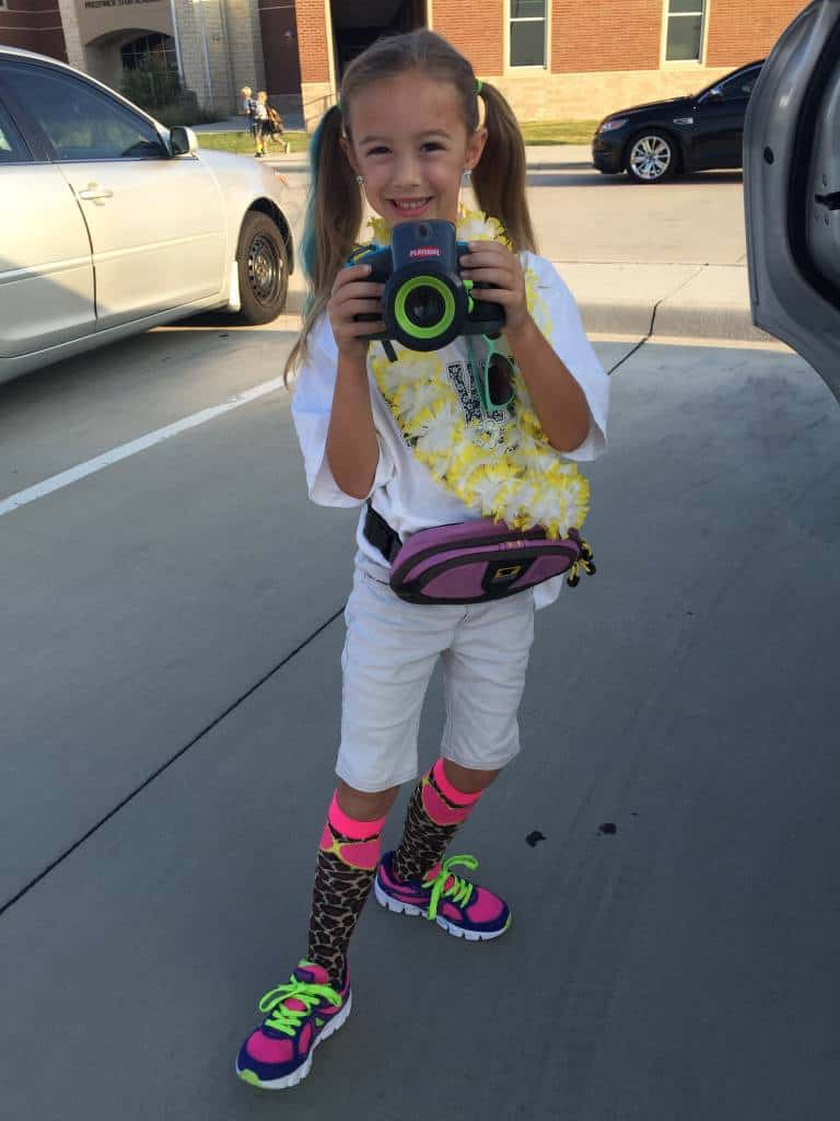 Wacky Wednesday  sc 1 st  Mommy Upgrade & Tacky Tourist Costume | Get in the Spirit of Spirit Days