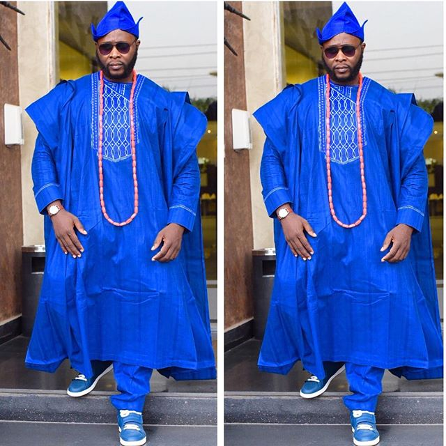 7 Things You Need To Know About Agbada If You Are A Guy