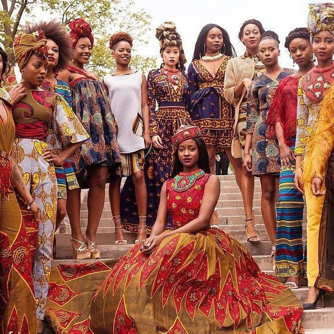 ef225884495 Five African Wedding Designers Who Have Changed Our Wedding Outfits ...