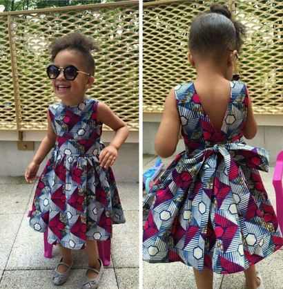 How to Stylishly Dress Your Kids For Events , MOMO AFRICA