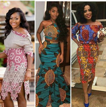 db63b9ea048c00 The Most Fashionable Ankara Styles Skirt & Blouse You Should Try ...