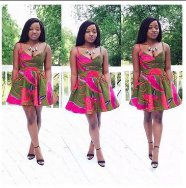 Hot Fresh Short Native Gown Styles That Are Winning - MOMO AFRICA