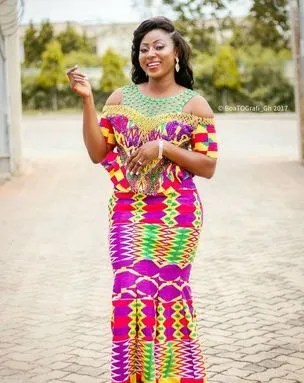6f67e3868068 Africans love the traditional attires which is the reason why we are super  excited with Kente. Kente has graced many fashion shows both abroad and  here in ...