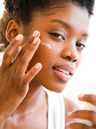 African beauty makeup