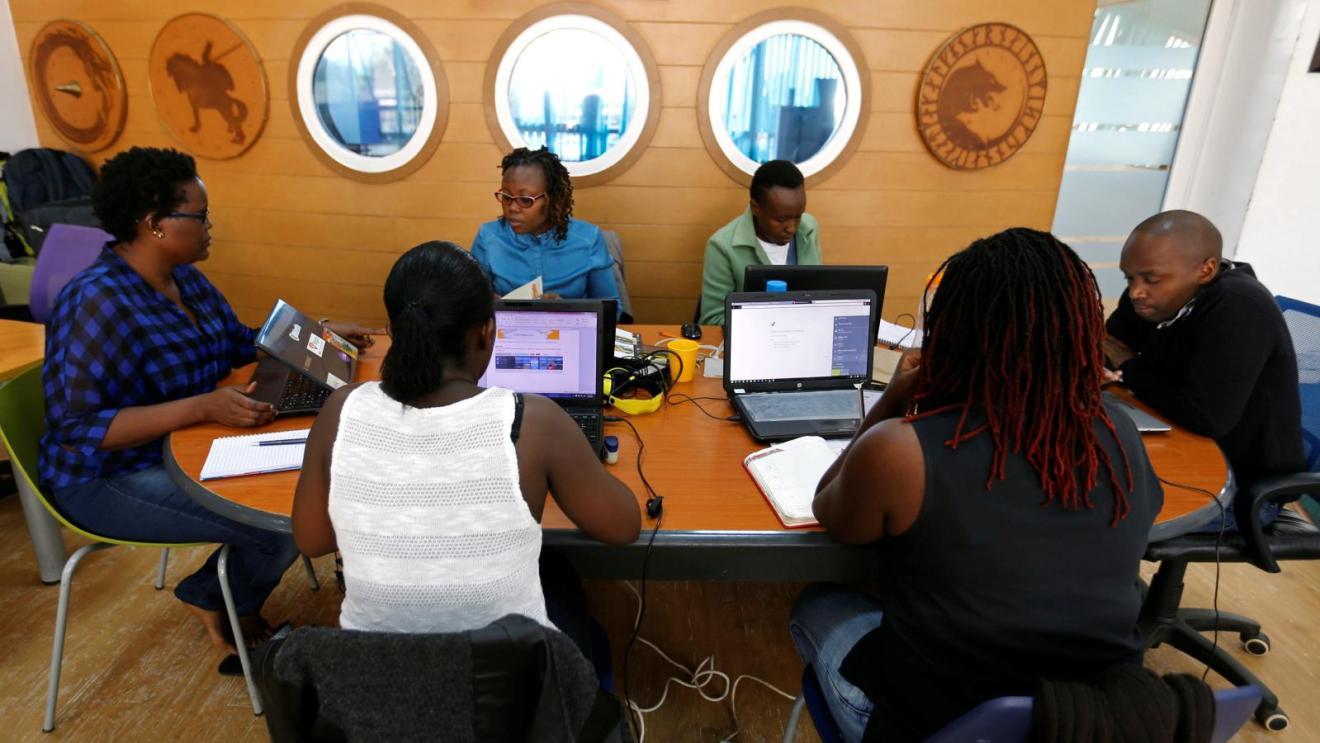 Comment l'Afrique est devenue une plaque tournante pour les développeurs de logiciels 9