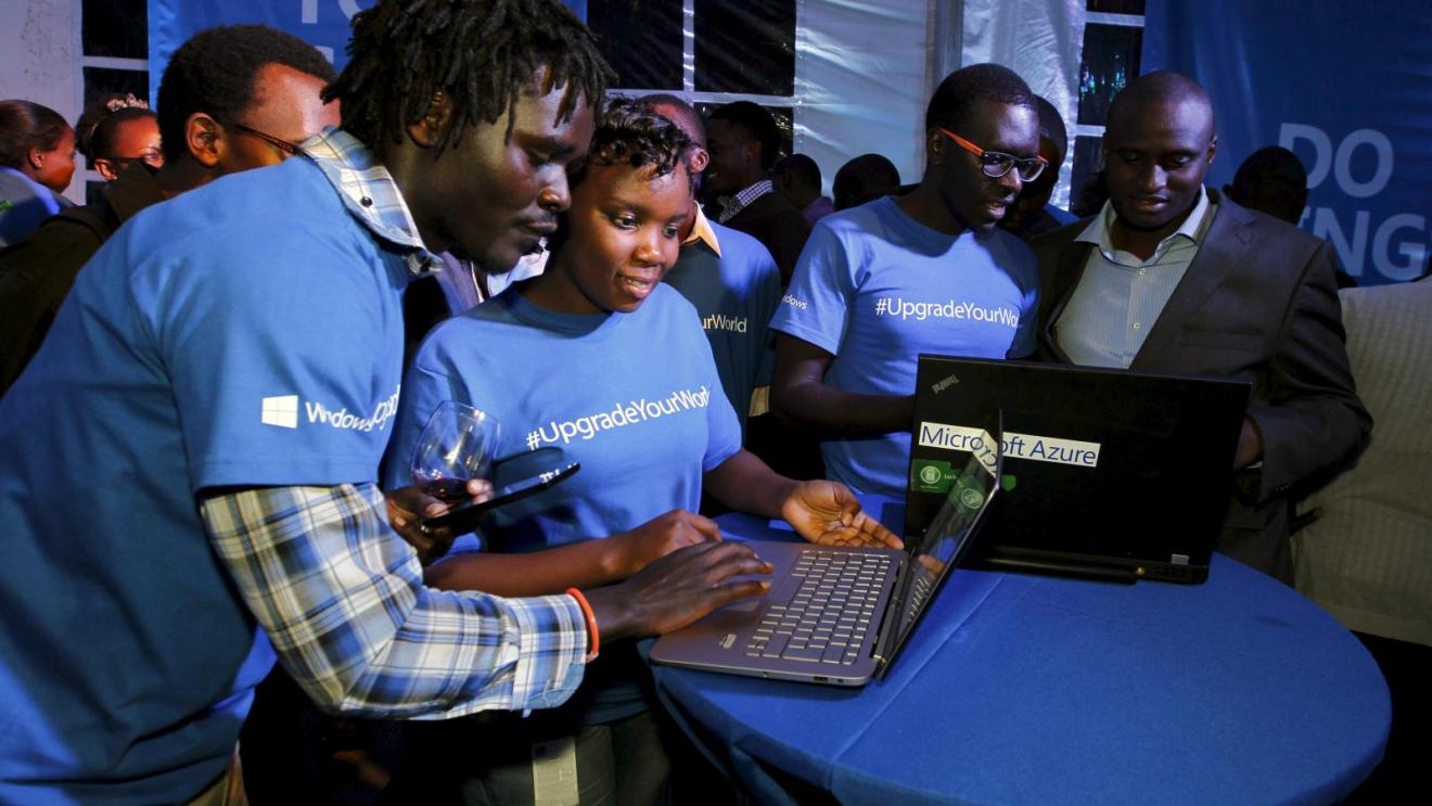 Comment l'Afrique est devenue une plaque tournante pour les développeurs de logiciels 11