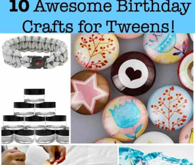 Looking For Some Great Craft Ideas For Kids Birthday Parties Here Are  Awesome Birthday