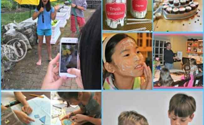 10 Fun Birthday Party Activities For Tweens Momof6