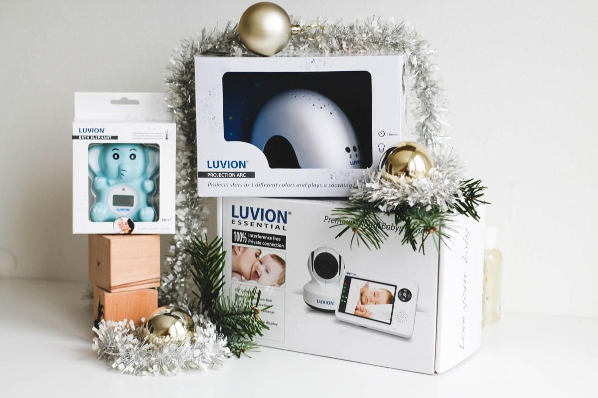 Kerst Giveaway samen met Luvion!