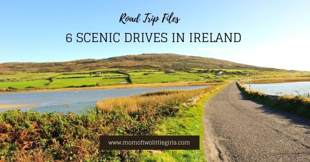 6 Scenic Drives in Ireland