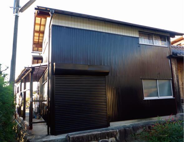 屋根・外壁施工例