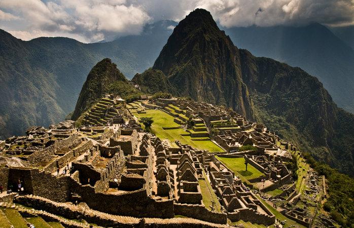 Viagem para Machu Picchu - Huayna Picchu