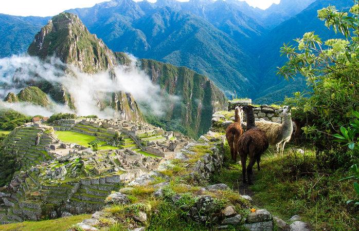 Viagem para Machu Picchu - efeitos da altitude