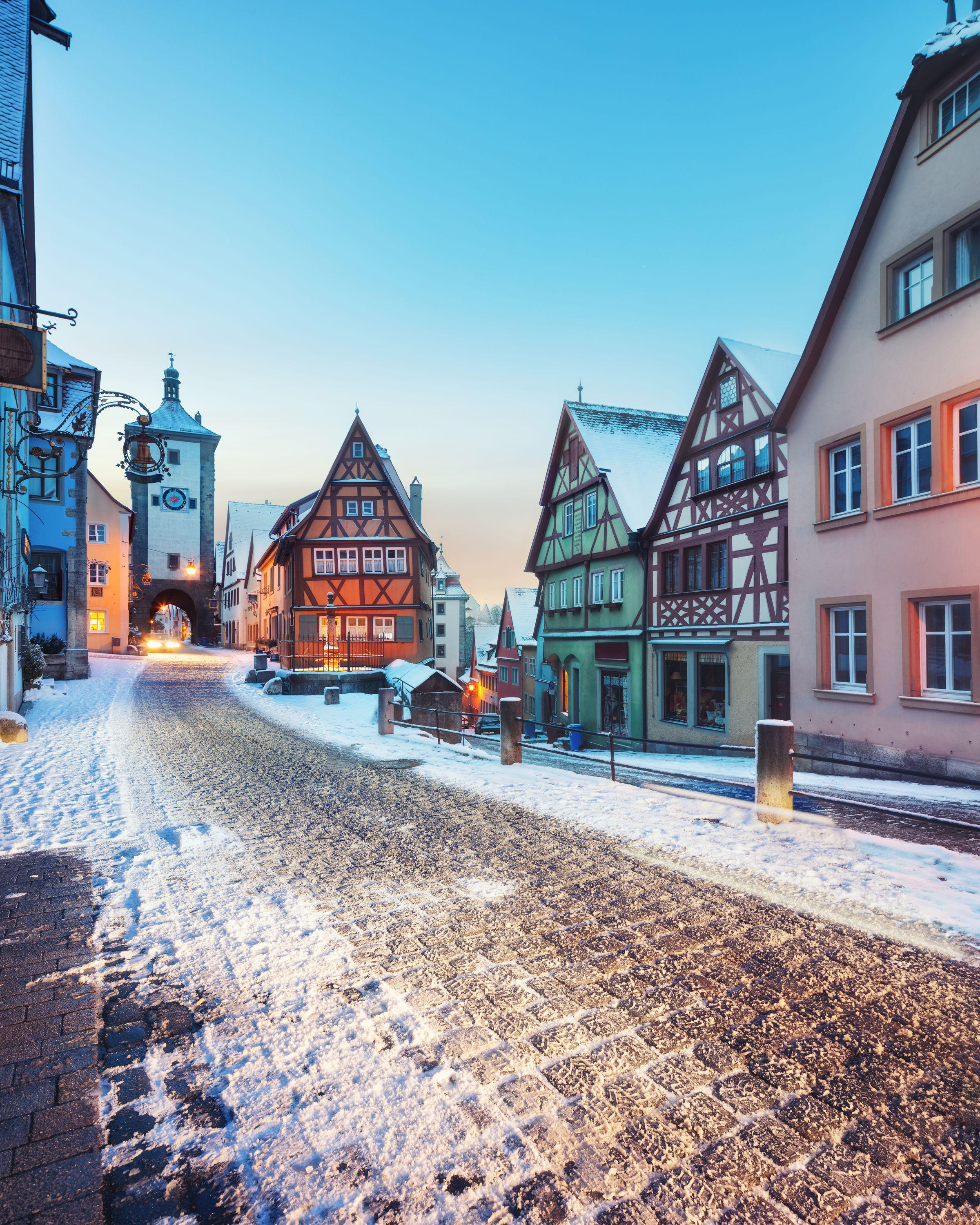 Hotels In Rothenburg Ob Der Tauber From 26 Find Cheap