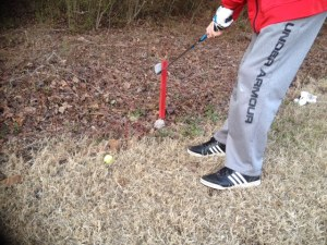 moveable obstructions, golf rules