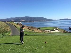 Hole 7, Pebble Beach, greatest public golf courses