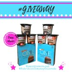 One Bars & Mighty Muffins GIVEAWAY