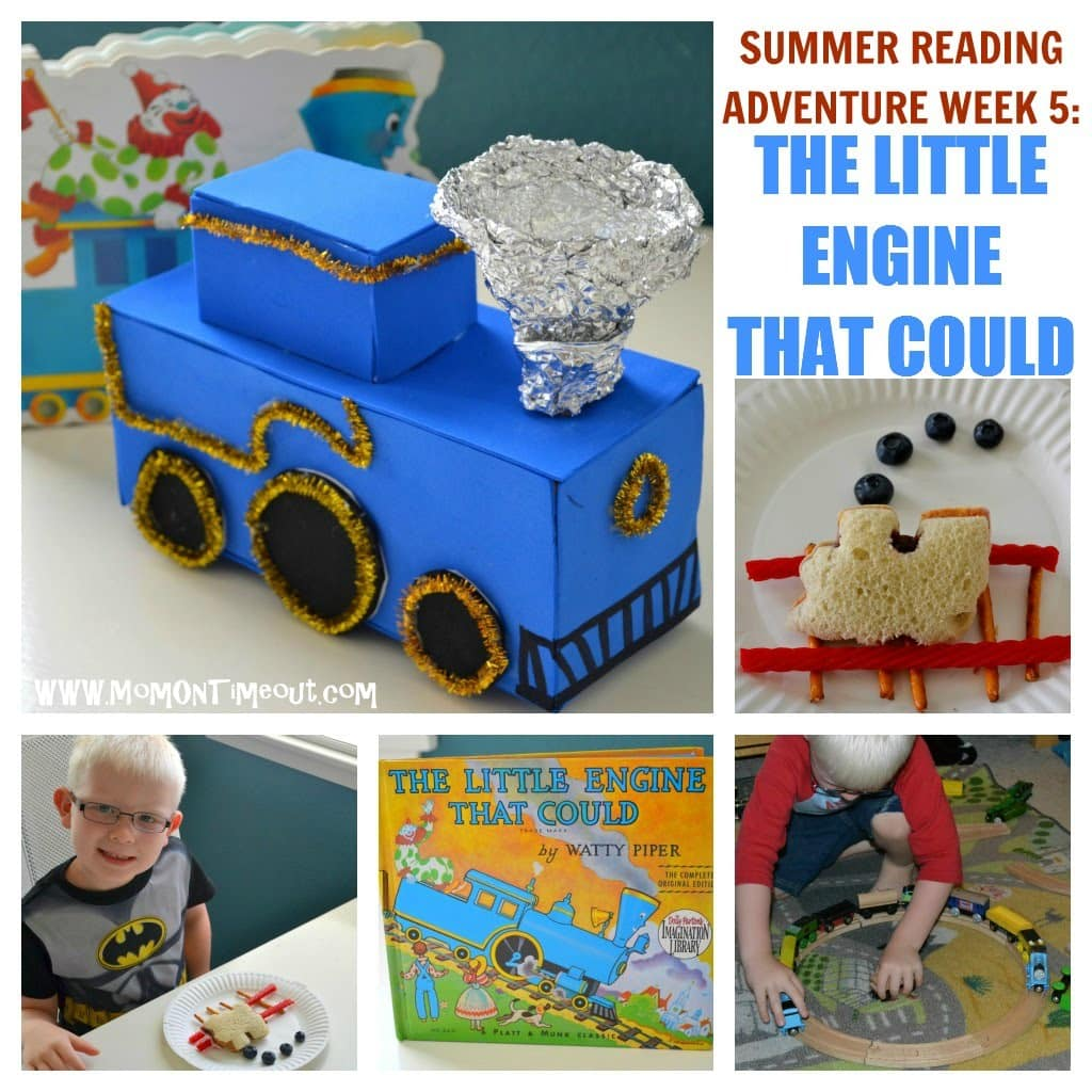 The Little Engine That Could Activities Snacks Crafts