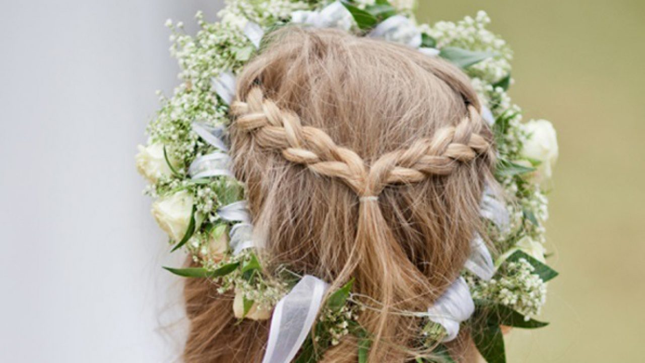 30 Pretty And Fabulous Flower Girl Hairstyles Perfect For Any