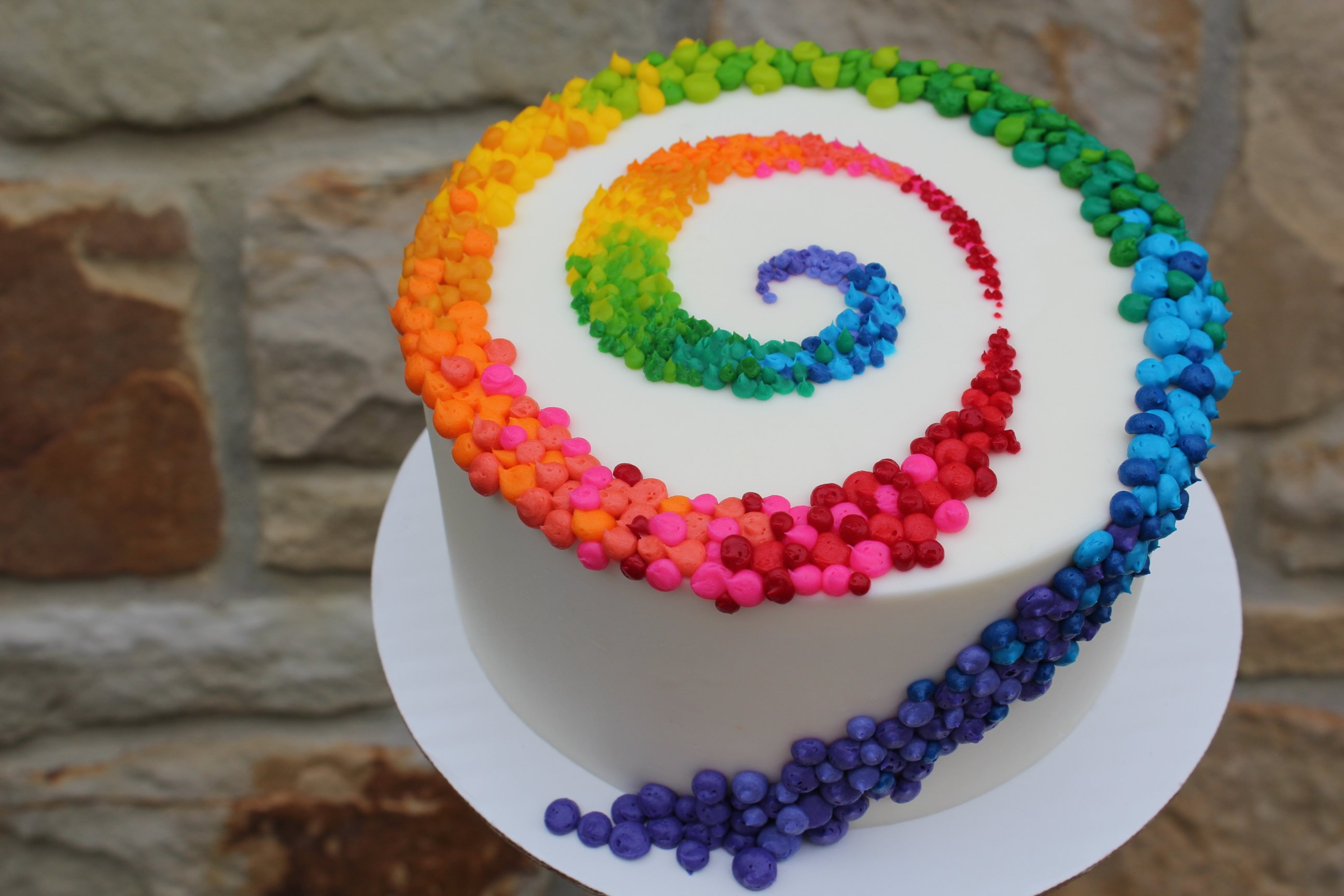 15 Rainbow Cakes That Look Too Perfect To Eat