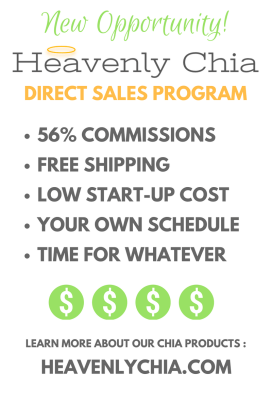 Direct Sales Company Opportunity - HeavenlyChia.com/