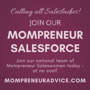 Join our Mompreneur Salesforce!