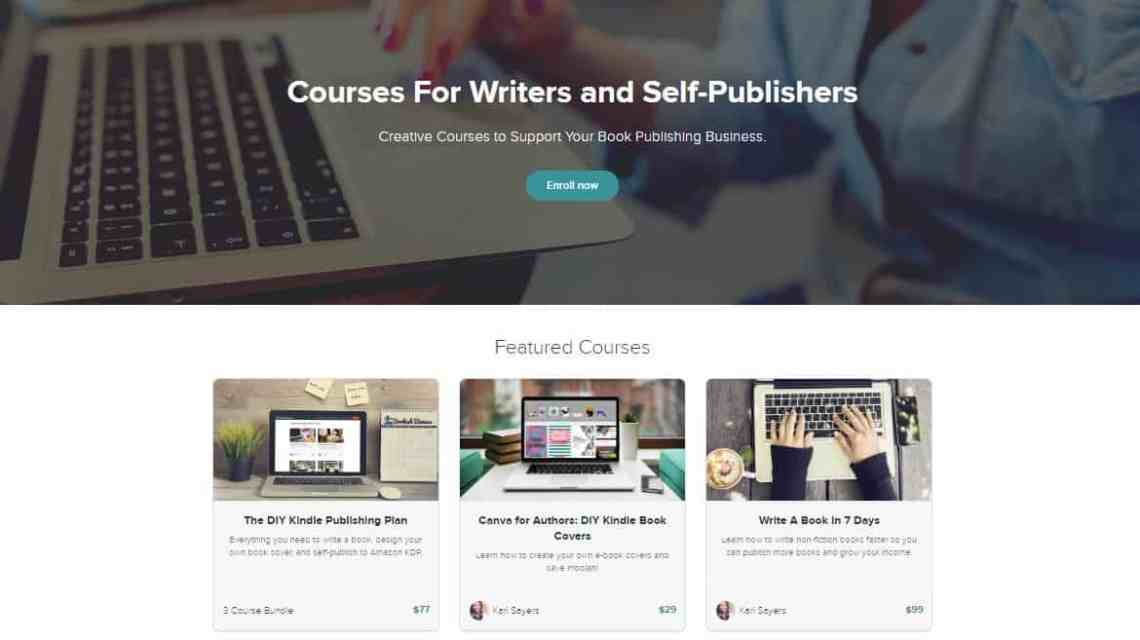 Create an online course using Teachable