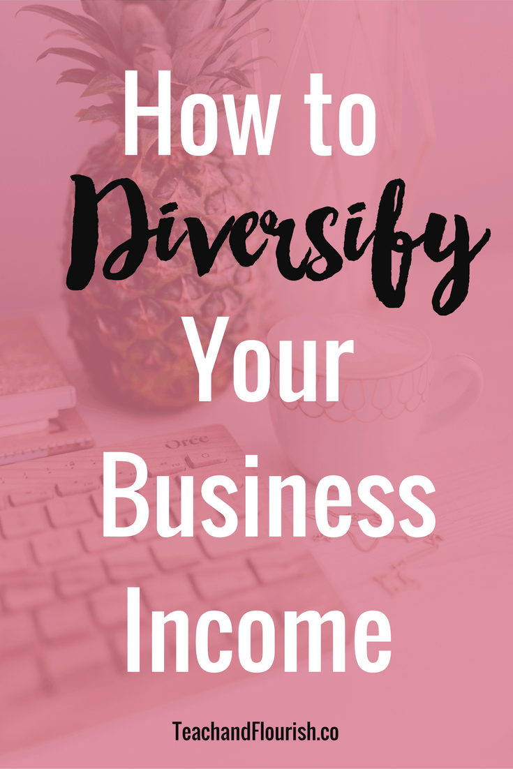 3 Basic Ways to Diversify Your Blog Income