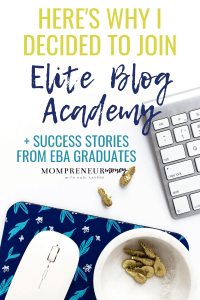 Why Elite Blog Academy?