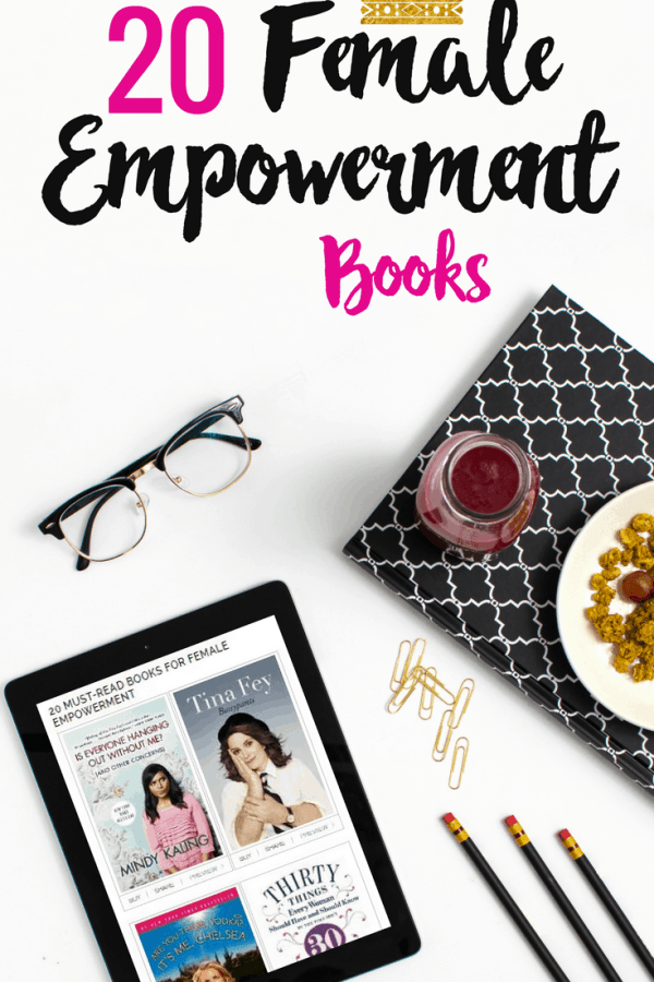 20 Free Samples of Must-Read Female Empowerment Books