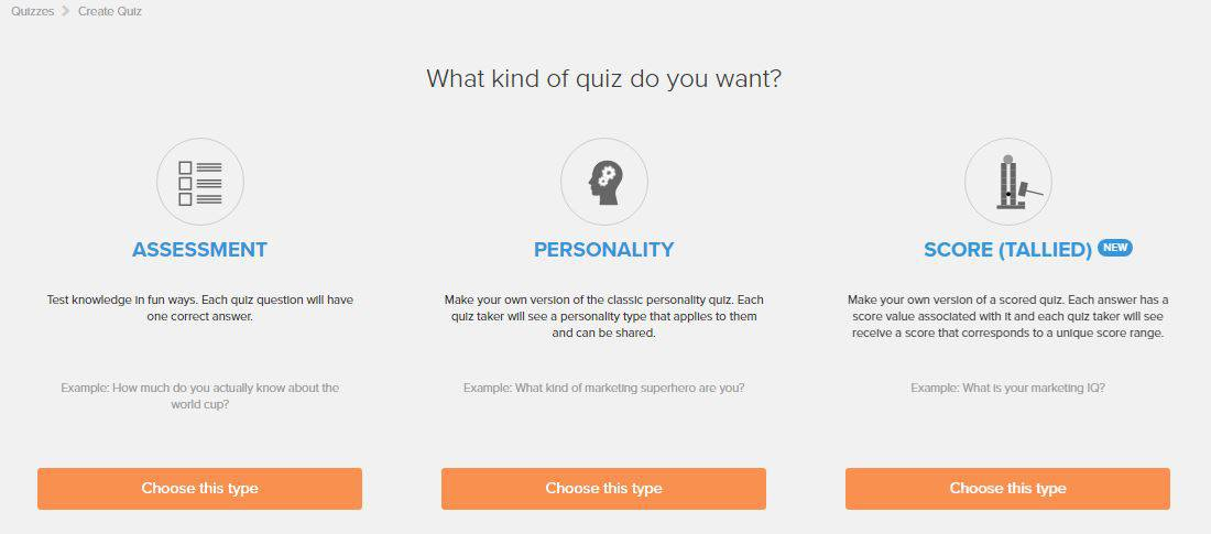 Tutorial Make a BuzzfeedStyle Quiz to Grow Your Email Subscribers