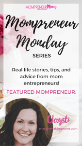 The journey to being a mompreneur is different for every woman! Click here to read why this mom of 3 decided to start a blog and get her helpful tips to inspire you to do the same!