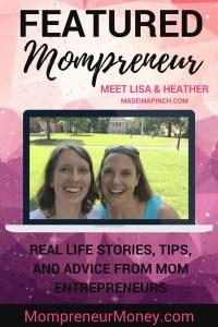 Featured Mompreneurs