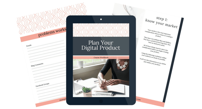 Plan a Digital Product