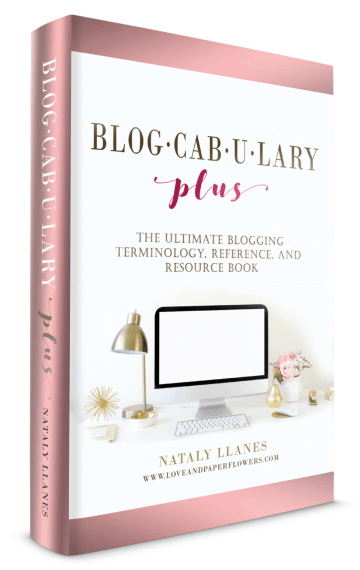 Blogcabulary Plus: The Ultimate Blogging Book