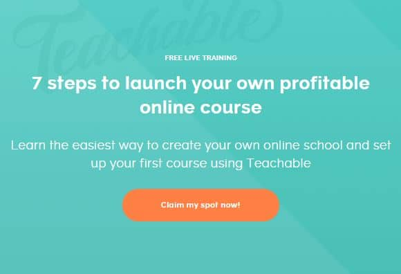 Learn how to use Teachable to build your online courses!