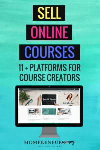 Want to sell online courses? You need an online course platform that fits your budget and your needs. Here's a list of some of the best options for solopreneurs.