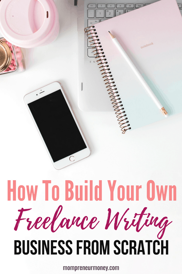 Below are some of the best pieces of advice I've learned over the years to help you launch your own freelance writing business - without having to take a gamble on your lifestyle.