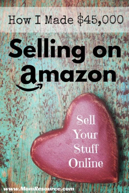 Selling Online - Mom Resource
