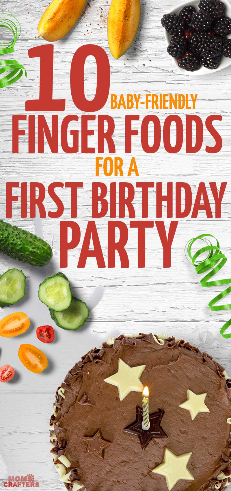 10 great finger foods