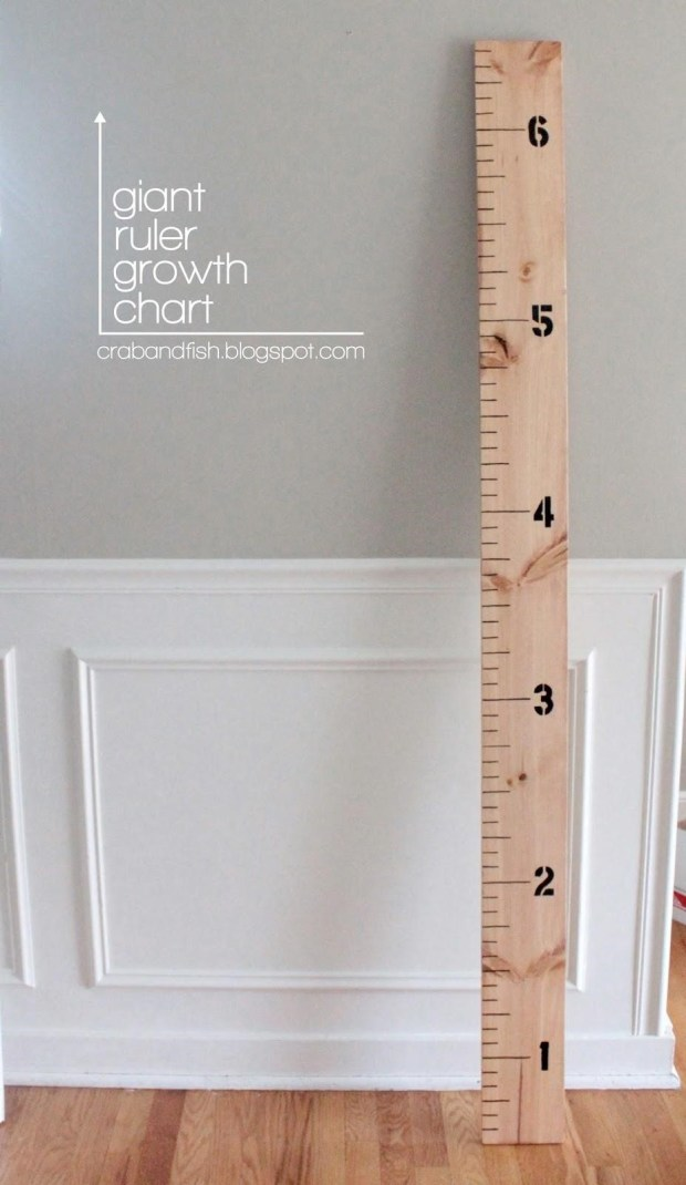 Wall Growth Charts Home Design Ideas
