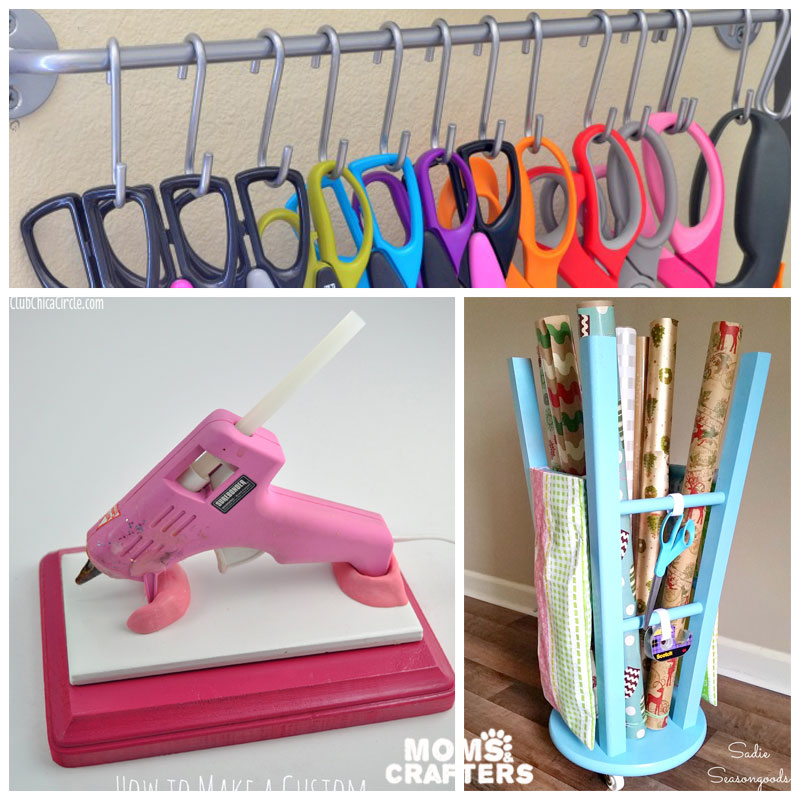 Craft Room Organization Hacks 21 Brilliant Ideas To Try Today